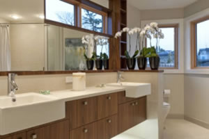 Contemporary Bathroom Vanities Victoria BC