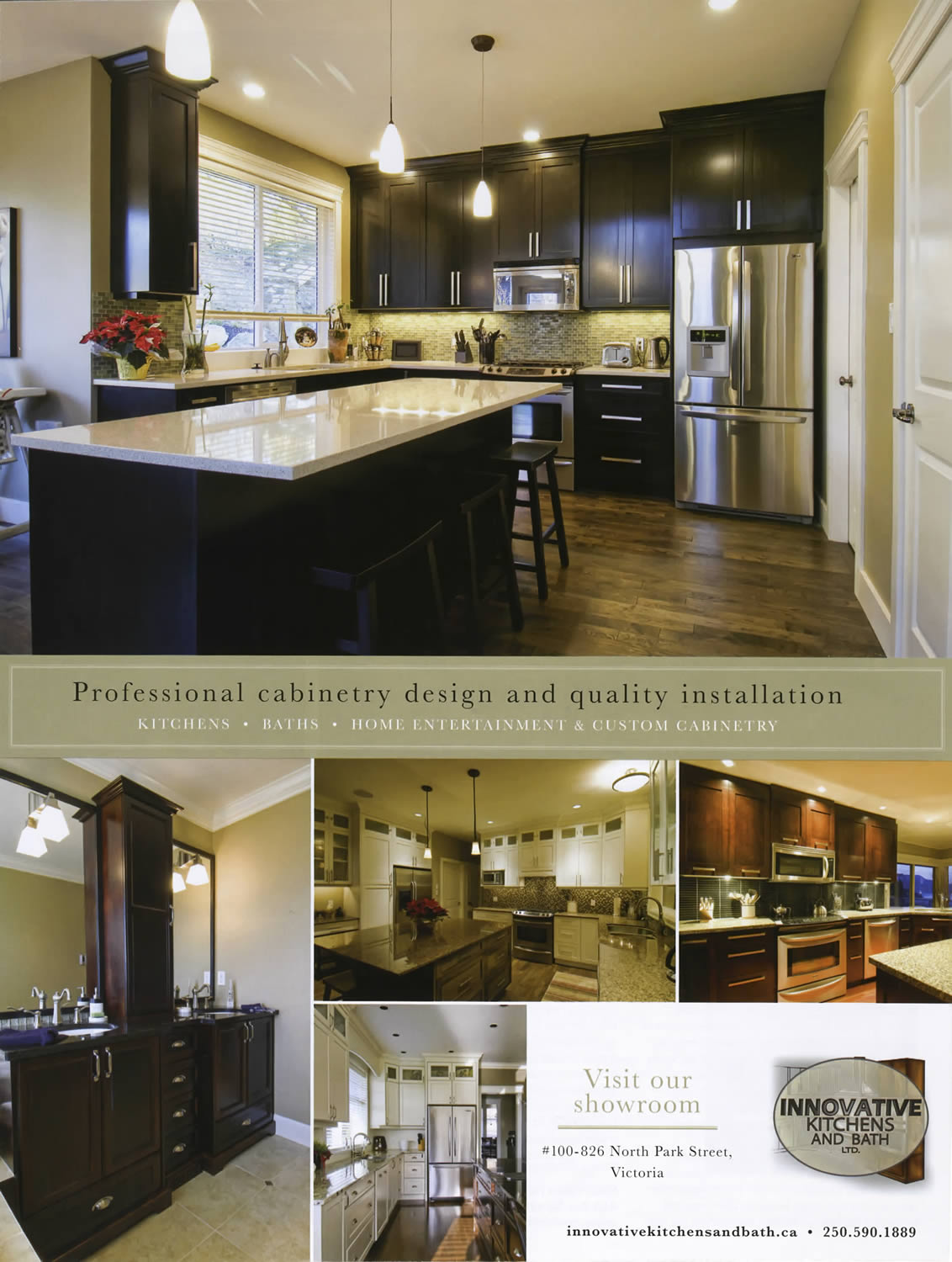 Innovative Kitchens and Bath Ltd.