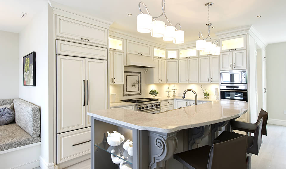 Custom Bathroom Vanities Victoria Bc custom kitchen cabinets in victoria bc | innovative kitchens and baths