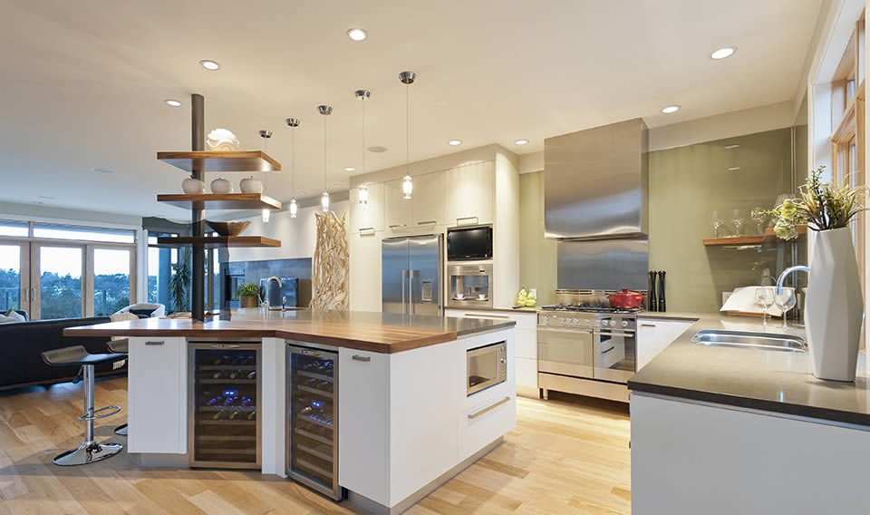 Kitchen Cabinets Bc Cool Custom Kitchen Cabinets In Victoria Bc  Innovative Kitchens And Baths Design Decoration